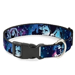 Disney Designer Breakaway Pet Collar - Toy Story - Buzz Lightyear - Galaxy