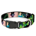 Disney Designer Breakaway Pet Collar - Princess Aurora and Maleficent