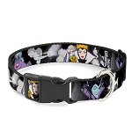 Disney Designer Breakaway Pet Collar - Villains Hexing Princesses
