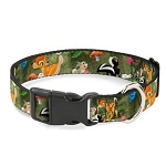 Disney Designer Breakaway Pet Collar - Bambi and Friends