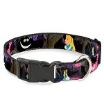 Disney Designer Breakaway Pet Collar - Alice and Cheshire Cat