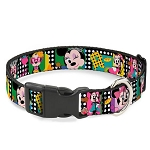 Disney Designer Breakaway Pet Collar - Minnie Mouse - Fashion Poses