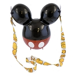 Disney Popcorn Bucket - Mickey Mouse Balloon - Red and Black