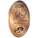 Disney Pressed Penny - 2019 Daisy Duck