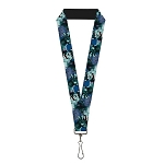 Disney Designer Lanyard - Monsters University - Scary Face Sulley