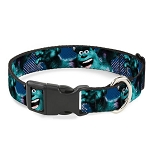 Disney Designer Breakaway Pet Collar - Monsters University - Scary Face Sulley
