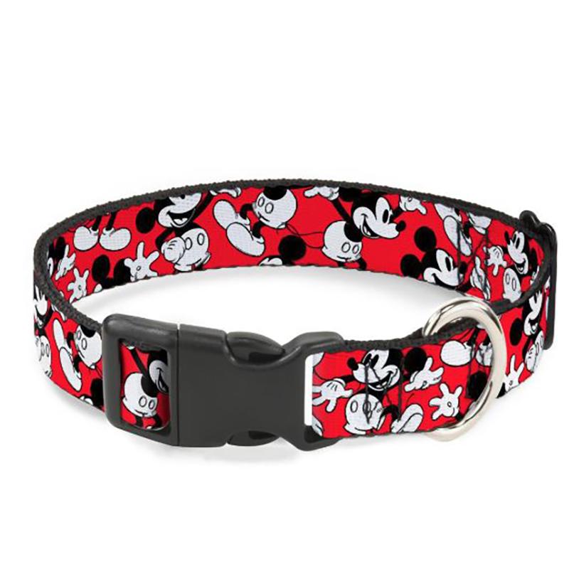 Authentic Disney Black Mickey Mouse Breakaway Lanyard New