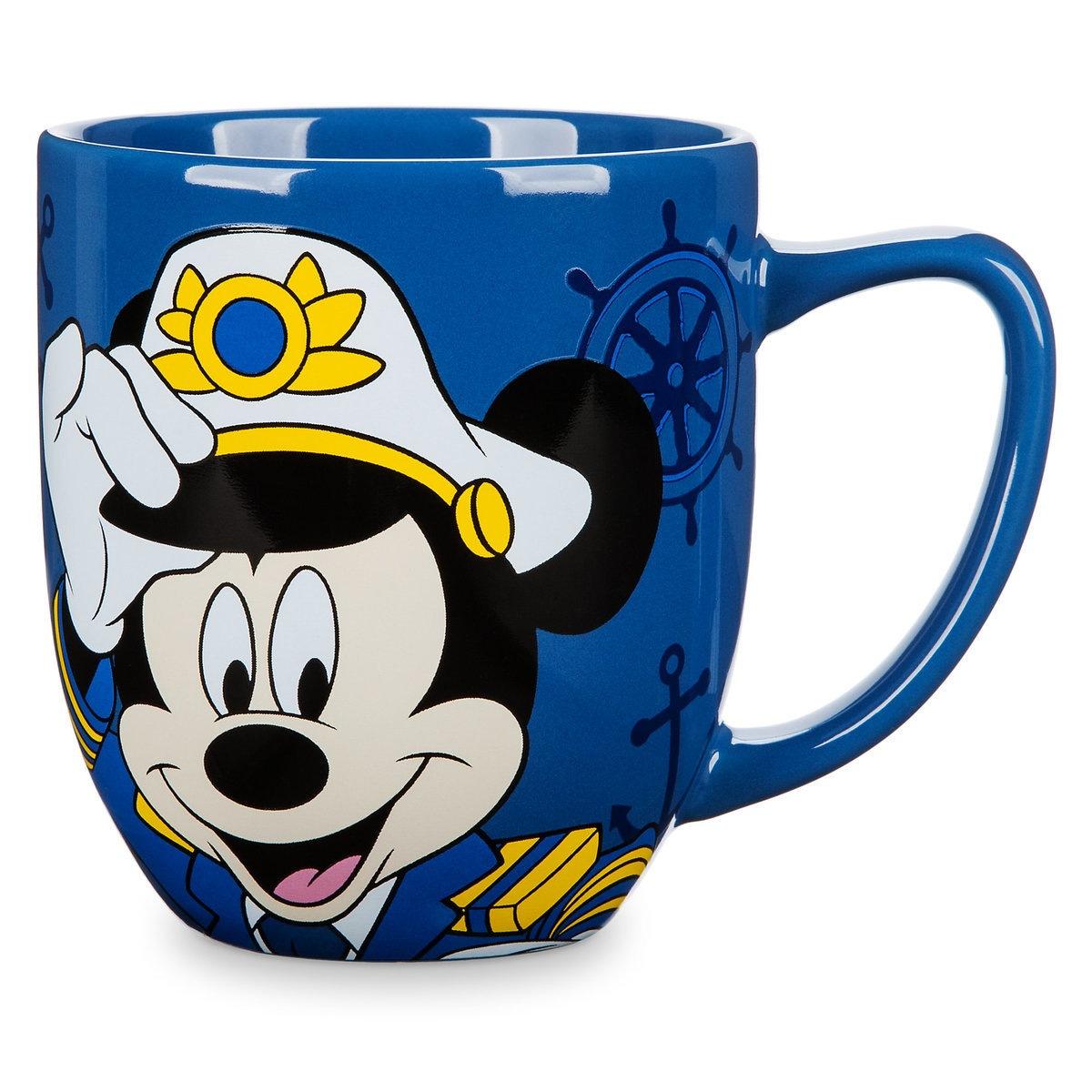 Line Mickey Cruise Coffee Mug Mouse Disney w8nOPvyNm0