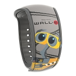 Disney MagicBand 2 Bracelet - WALL•E and M•O- Grey
