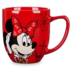 Disney Coffee Mug - Minnie Mouse - Disney Cruise Line