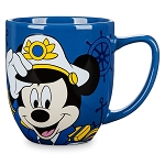 Disney Coffee Mug - Mickey Mouse - Disney Cruise Line
