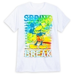 Disney Adult Shirt - 2019 Spring Break - Mickey Mouse