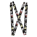 Disney Designer Suspenders - Nightmare Before Christmas - Cutie Characters