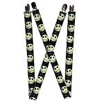 Disney Designer Suspenders - Jack Skellington - Electric Glow