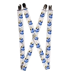 Disney Designer Suspenders - Jack Skellington - Watercolor