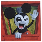 Disney Magnet - All Aboard by Kristin Tercek