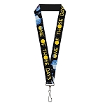 Disney Designer Lanyard - Inside Out - Joy - One of Those Days