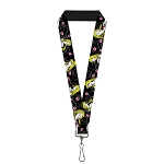 Disney Designer Lanyard - Sleeping Beauty - Heart of Darkness
