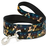 Disney Designer Pet Leash - Jasmine & Aladdin - Carpet Ride