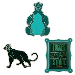 Disney Wisdom Pin Set - March 2019 - The Jungle Book