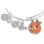 Disney Alex & Ani Bracelet - Orange Bird
