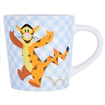 Disney Coffee Cup - Tigger Checkered Mug