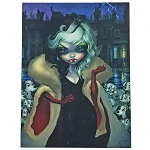 Disney Magnet - Jasmine Becket Griffith - Cruella