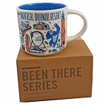 Universal Coffee Cup Mug - Starbucks Been There Universal Orlando