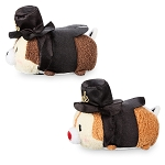 Disney Plush - Tsum Tsum - Chip N Dale 75th Anniversary Set