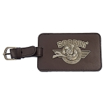 Disney Luggage Tag - Soarin - Leather