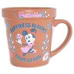 Disney Coffee Cup Mug - Epcot Flower and Garden 2019 Minnie Blooms