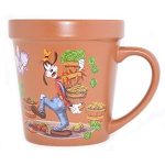 Disney Coffee Cup Mug - Epcot Flower and Garden 2019 Goofy - Passholder