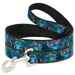 Disney Designer Pet Leash - Stitch Hula Dance - 5 Poses
