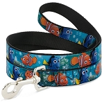 Disney Designer Pet Leash - Nemo & Dory - Poses