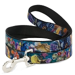 Disney Designer Pet Leash - Nemo & Friends