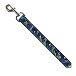 Disney Designer Pet Leash - Dory Expressions - Yellow Swirl