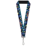 Disney Designer Lanyard - Dory & Friends - Under the Sea