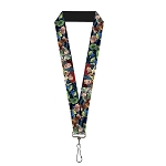 Disney Designer Lanyard - Toy Story Characters - Running