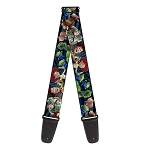 Disney Designer Guitar Strap - Toy Story Characters - Running