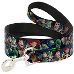 Disney Designer Pet Leash - Toy Story Characters - Running