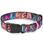 Disney Designer Breakaway Pet Collar - Princess - Disney Dreamer