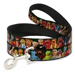 Disney Designer Pet Leash - Muppets - Character Group Pose