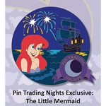 Disney Pin - Pin Trading Nights - Ariel - Little Mermaid