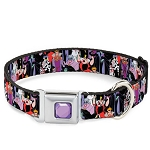 Disney Designer Pet Collar - Villains