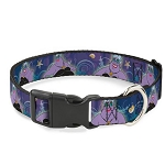 Disney Designer Breakaway Pet Collar - Little Mermaid Villain - Ursula