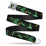 Disney Designer Seatbelt Belt - Oogie Boogie Poses