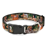 Disney Designer Breakaway Pet Collar - Jungle Book - I Wanna Be Like You