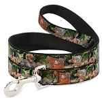 Disney Designer Pet Leash - Jungle Book - I Wanna Be Like You