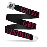Universal Designer Seatbelt Belt - Gryffindor - Harry Potter