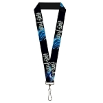 Universal Designer Lanyard - Patronus Animals - Harry Potter